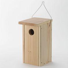 Stær, fuglekasse, nesting box, Nistkasten, Vogelkästen, bird boxes, Voge, redekasse, Nature design, Douglas Wood, FSC Wood, sale at www,fuglekasse