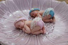 Fondant babys
