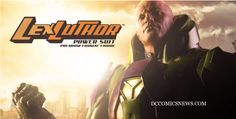 Sideshow Collectibles: Lex Luthor-Power Suit Premium Format Figure
