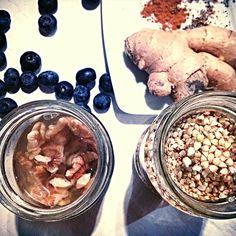 Kasza gryczana z orzechami. Kremowy przysmak na śniadanie i deser! - Blog CookandLove.pl