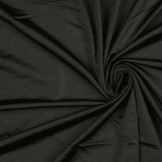 Spandex Fabric by the Yard Mood Fabrics, Fashion Fabric, Fabric Online, Black Nylons, Spandex Fabric, Black Fabric, Leotards, Horse Tail, Gymnasts