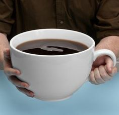 It's A Monday Cup Of Coffee