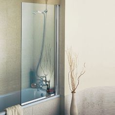 Over 200 shower enclosures from top brands at bargain prices. Bath Screens, Bathroom Collections, Upstairs Bathrooms, Bathroom Pictures, Shower Enclosure, Bathroom Inspiration, Oversized Mirror, Home Decor, Decoration Home