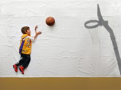 Daily Pictures: Photographer Takes a Boy with Muscular Dystrophy on an Imaginary Adventure