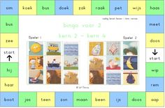 Bingo - kern 2 - kern 4 Back To School, Classroom, Letters, Learning, Stage, Sink Tops, Carnival, Index Cards, Class Room