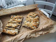 Light závin s rebarborou Bread, Fit, Shape, Brot, Baking, Breads, Buns