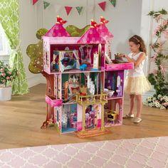 Storybook Mansion Dollhouse