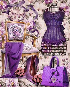 Fashion-Mode-clothing-vêtement-purple-violet-mauve-sexy- 2