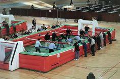 10 Coolest Foosball Tables (foosball tables) - ODDEE