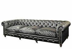 Conrad Tufted Chesterfield Sofa
