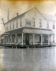 Dogtown Tavern, 1937 Flood