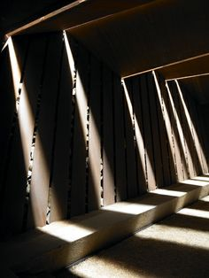 Bodegues Bell-Lloc, RCR arquitectes.  Palamós, Girona - Light + Shadow in Architecture