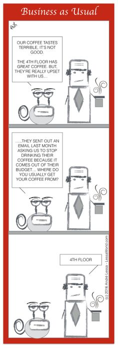 Art, Comic Strip, Humor, Business, Life, Fun