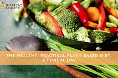 The Healthy, Practical Plant-Based Diet: A Typical Day | No Meat Athlete