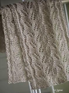 Lace Knitting Pattern   So Many Lace Knitting Stitches!!