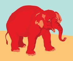 elephant are elephant 2009 colorful elephant elephants elephants ...