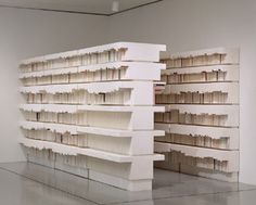 Rachel Witheread, Untitled (Library)