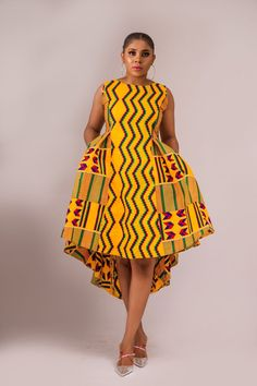 NEW IN Rutendo African print kente dress – Afrothrone by laviye - 2019 Dresses, Skirt, Shirts & African Wear Dresses, African Fashion Ankara, Latest African Fashion Dresses, African Print Fashion, African Attire, African Style, African Men, Africa Fashion, Tribal Fashion