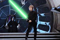 Luke will literally win!