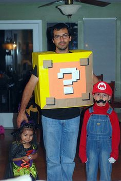 Cheap and Easy Super Mario Costume  sc 1 st  Pinterest & Homemade Unique Super Mario Costume- very cheap and easy ...