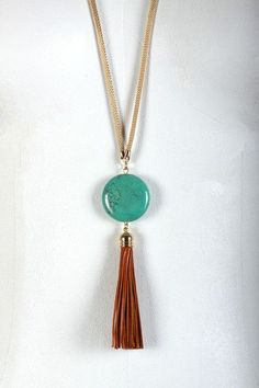 Simple BoHo Necklace $25.00