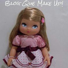 Hoje no blog minha Jolie #doll #boneca #cute - @quemakeup- #webstagram