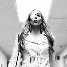 black and white horror girls kill bill