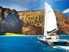 Kauai Sailing Adventures - Sailing Kauai Since 1980 | Capt. Andy's--- must do on every trip