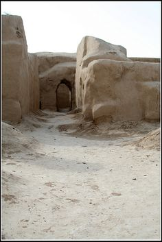 Nisa (also Parthaunisa) was an ancient city, located near modern-day Bagir village, 18 km northwest of Ashgabat, Turkmenistan. The fortress at Nisa was declared a World Heritage Site by UNESCO in 2007
