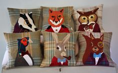 Handmade Tweed Cushions – The Cotswold Tailor