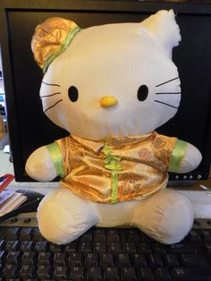 Chinese Hello Kitty