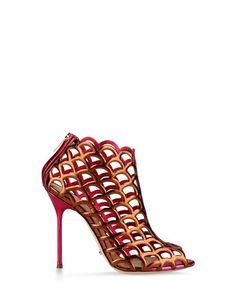 mermaid - Women Sandals - Women Shoes on SERGIO ROSSI Online Store