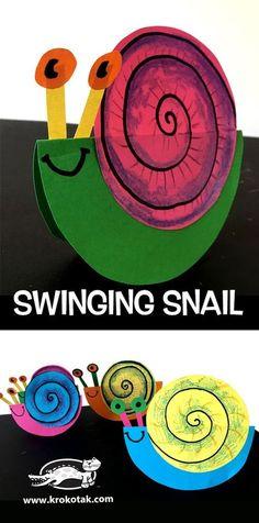 SWINGING SNAIL