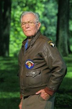 Dick Winters, 101st Airborne (famous for Band of Brothers)