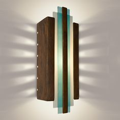 Custom Made Wall Sconce - RE113 by A19 Ceramic Lighting