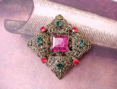 Hey, I found this really awesome Etsy listing at https://www.etsy.com/listing/96494849/lovely-filigree-czech-renaissance-style