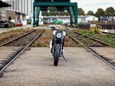 """Racing Cafè: Yamaha XSR 700 """"Super 7"""" by JvB-Moto"""