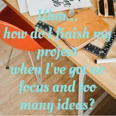 How do I get focus? Tips and tricks for Soulful Women Entrepreneurs by Esther de Charon de Saint Germain