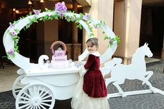 Chanel's 'Sofia The First' Birthday  | CatchMyParty.com