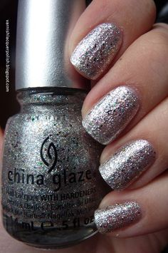 China Glaze - Polarized (Prismatic Chroma Glitters Collection)