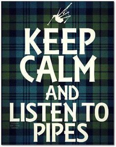 Love some bagpipes!
