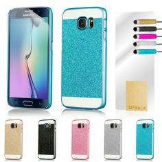 Samsung Galaxy S7 SM-G930 Ultra Slim Hard Shell Glitter Case - 32ndShop