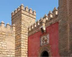 Unusual Historicals: Great Buildings: Seville's Alcazar