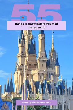 Start planning your Disney World vacation today with these essential  tips. Find out where to stay; how to plan your park day; how to stay  safe, sane, and beat the crowds; and what to expect when you get there.  Tips from Go Informed to help you visit Disney World like a pro. Disney World Packing, Disney World Hotels, Disney Cruise Tips, Walt Disney World Vacations, Best Vacations, Orlando Theme Parks, Disney Planning, Disney World Tips And Tricks, Disney Quotes