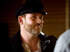 Well I tried to fight Ty Olsson's sex appeal. I failed, and now I want to drool on him.