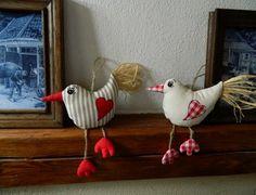 Ptáček Hadráček - dekorace ozdoba váza dekorace zápich ozdoby ptáček srdíčko jarní srdíčka závěs jaro velikonoce ozdoba velikonoční truhlík