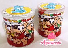 Batata Pringles Turma Mônica
