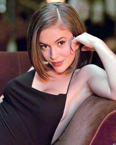 Alyssa Milano as Samantha Micelli (Who's the Boss?)