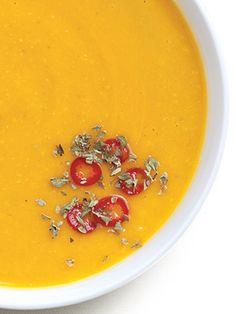 Sopa queima-gordura: 191 calorias