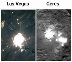 + - A NASA tem tentado compreender todos os enigmas que cercam o planeta anão Ceres. Desde que a primeira imagem foi enviada de volta pela sonda Dawn da NASA, os cientistas por todo o mundo têm tentado explicar todos os mistérios sobre um dos mais interessantes planetóides no sistema solar. Mas o que faz …